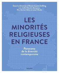 Couverture «Les minorités religieuses en France»