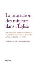 Couverture «La protection des mineurs dans l'Eglise»