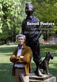 Couverture «Dans les coulisses des aventures de Tintin»