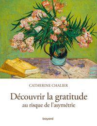 Couverture «Découvrir la gratitude»