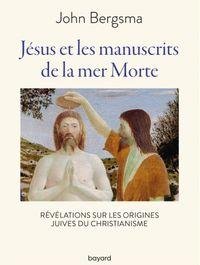 Couverture «Jésus et les manuscrits de la mer morte»