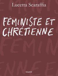 Couverture «Féministe et chrétienne»