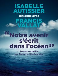 Couverture «Notre avenir s'écrit dans l'océan»
