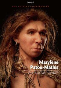 Couverture «Qui était Néandertal ?»