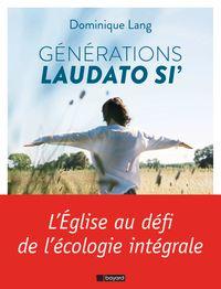 Couverture «Générations Laudato si'»