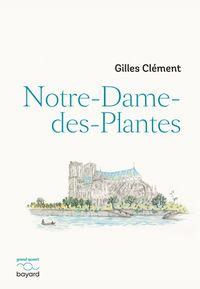 Couverture «Notre-Dame-des-Plantes»