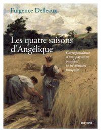Couverture «Les quatre saisons d'Angélique»