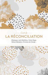 Couverture «L'art de la réconciliation»