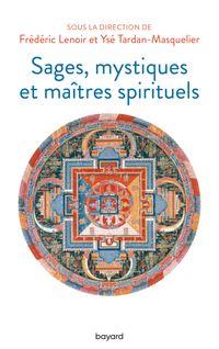 Couverture «Sages, mystiques et maîtres spirituels»