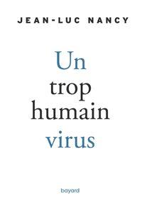 Couverture «Un trop humain virus»
