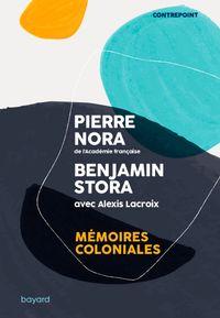 Couverture «Mémoires coloniales»