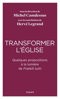 Couverture « Transformer l'Eglise »