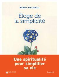 Couverture «Eloge de la simplicité»