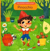 Couverture «Pinocchio»