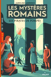 Couverture « Les pirates de Pompéi »