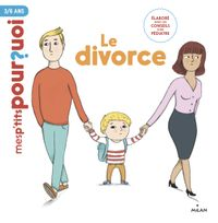 Cover of « Le divorce »