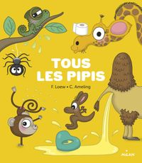 Cover of « Tous les pipis »