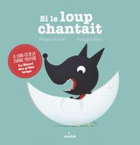 Couverture « Si le loup chantait »
