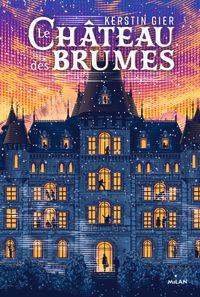 Couverture «Le Château des Brumes»
