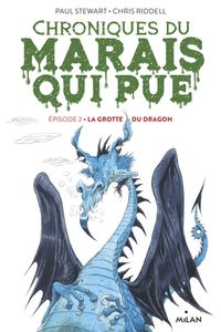 Couverture « La grotte du dragon »