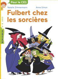 Couverture «Fulbert chez les sorcières»