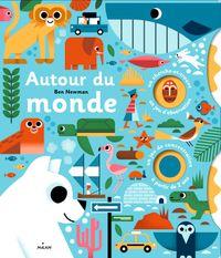 Cover of «Autour du monde»