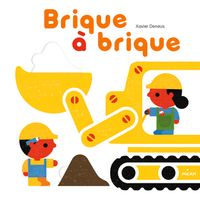 Cover of « Brique à brique »