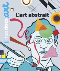 Couverture « L'art abstrait »