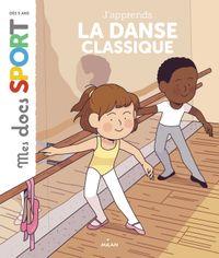 Couverture «J'apprends la danse classique»