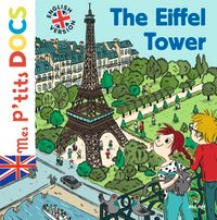 Cover of « La tour Eiffel version anglaise »