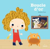 Cover of «Boucle d'or»