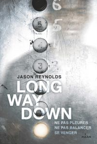 Couverture « Long way down »