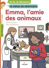 Couverture «Emma, l'amie des animaux»