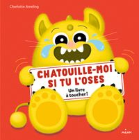 Cover of « Chatouille-moi si tu l'oses »