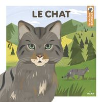 Couverture « Le chat »
