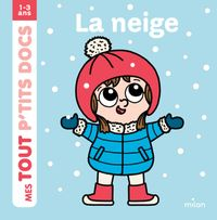 Cover of « La neige »
