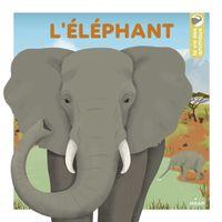Couverture «L'éléphant»