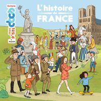 Couverture «L'histoire de France»