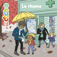 Cover of « Le rhume »