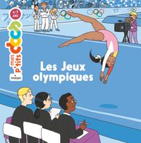 Cover of «Les Jeux olympiques»