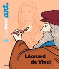 Couverture «Léonard de Vinci»