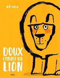 Couverture «Doux comme un lion»