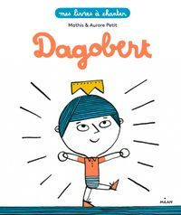 Couverture « Dagobert »