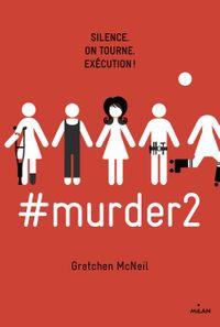 Couverture «#murder2»