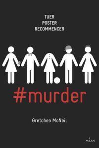 Couverture «#murder»