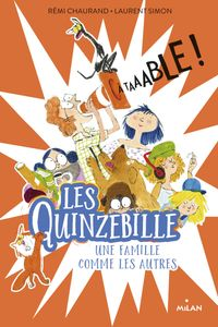 Cover of « À taaable ! »