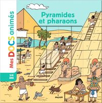 Cover of « Pyramides et pharaons »