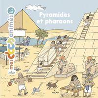 Couverture «Pyramides et pharaons»