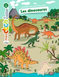 Couverture «Les dinosaures NE»