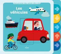 Couverture «Les véhicules»
